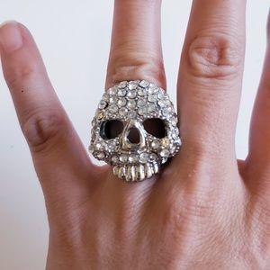 Jewelry - Skull ring